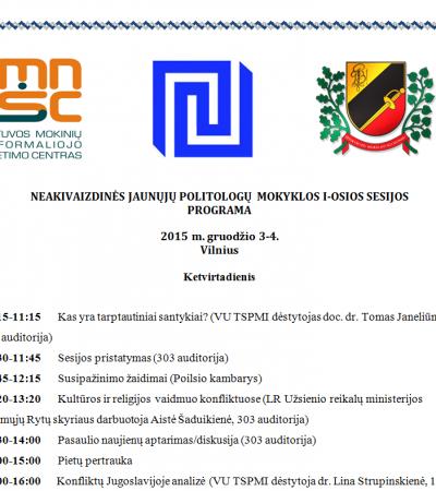 II-oji JPM sesija