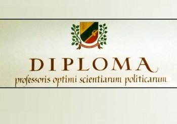 Professoris optimi: prof. Vitalio Nakrošio apdovanojimo ceremonija